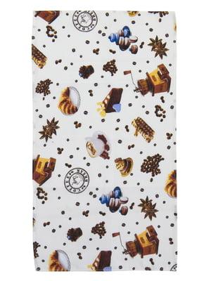 Полотенце вафельное кухонное (40х75 см) | 4495327