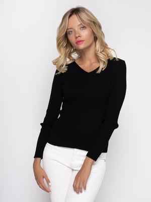 Пуловер черный | 4480634