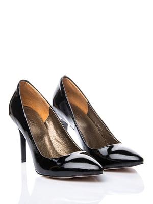 Туфлі чорні | 1700360