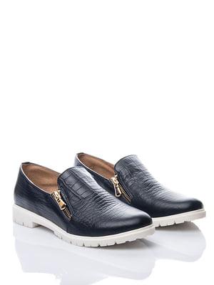 Туфли синие | 2100863