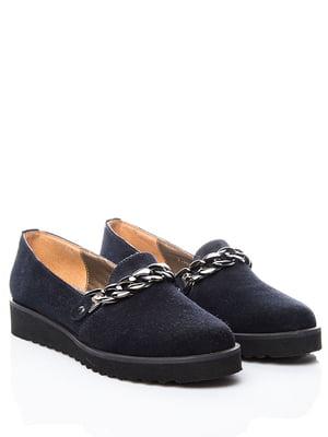 Туфлі сині | 2564093