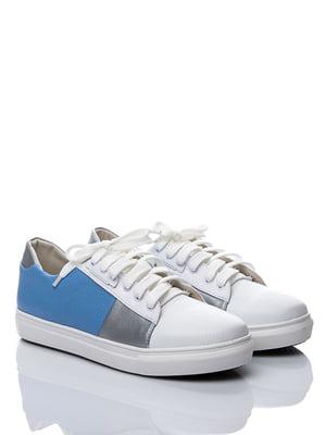 Туфлі триколірні | 3382794