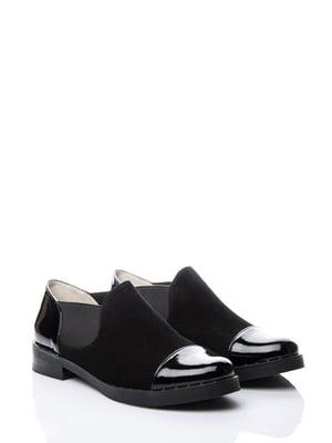 Туфли черные | 4000529