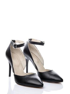 Туфли черные | 4018554