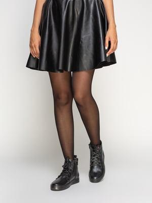 Ботинки черные   4479525