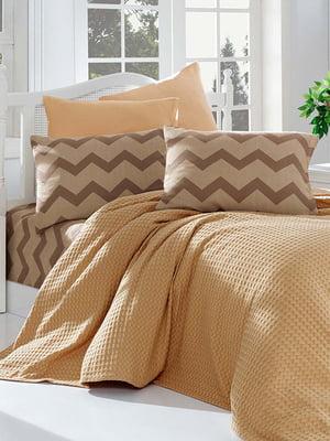 Комплект постельного белья двуспальный (евро) | 4335099
