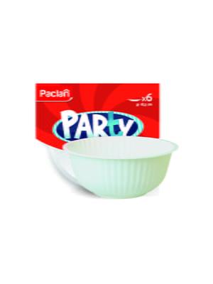Набор тарелок пластиковых для супа/салата (6 шт.) | 4498341