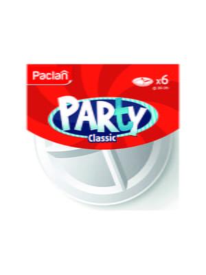 Набор тарелок пластиковых (6 шт.) | 4498344