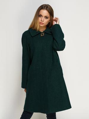 Пальто зеленое | 4492616