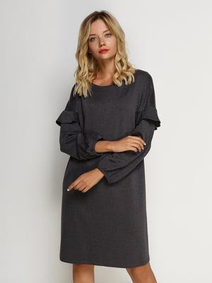 Сукня сіра | 4492691