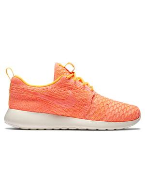 Кросівки помаранчеві Roshe Run | 3343104