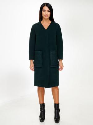 Пальто зелене | 4498644