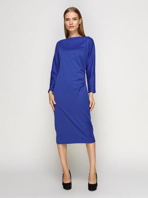 Сукня волошкового кольору | 4492706
