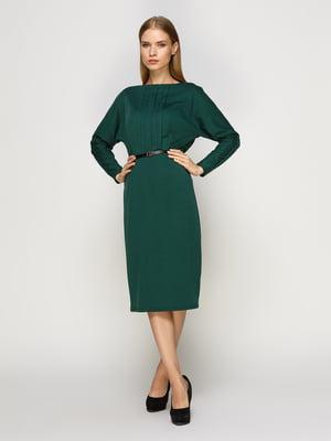 Платье зеленое | 4492702
