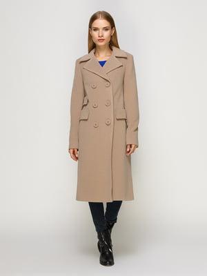 Пальто бежеве | 4492632