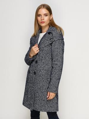 Пальто светло-синее | 4492635