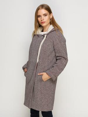 Пальто коричневое | 4492608