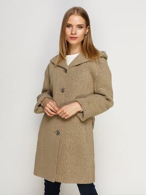 Пальто светло-коричневое | 4492619