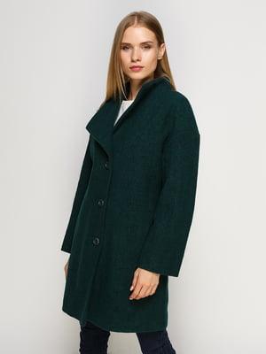 Пальто зеленое | 4492605