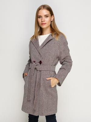 Пальто коричневое | 4492595
