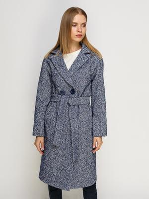 Пальто светло-синее | 4492630