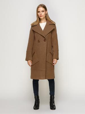 Пальто цвета мокко | 4492623