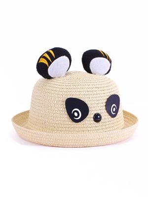 Шляпа молочного цвета | 4498428