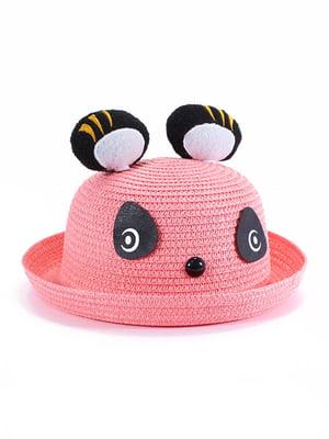 Шляпа розовая | 4498429