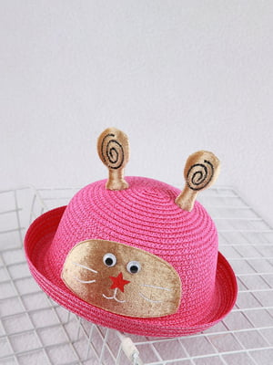Шляпа малинового цвета | 4498441
