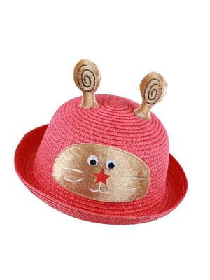 Шляпа коралловая | 4498446