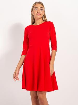Платье красное | 4490958