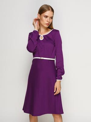 Платье фиолетовое   4492681