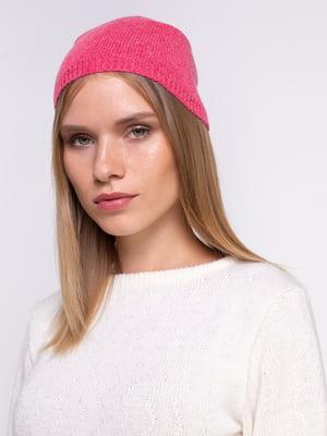 Шапка рожева | 3867554