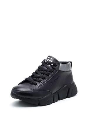 Кросівки чорні | 4504892