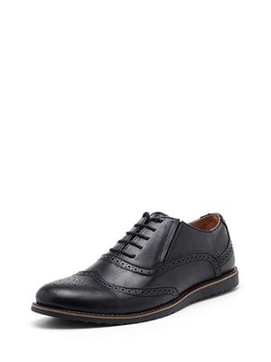 Туфли черные | 4505062