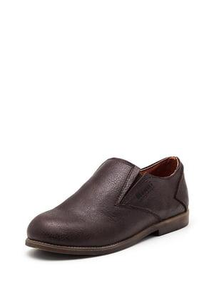 Туфлі коричневі | 4505203