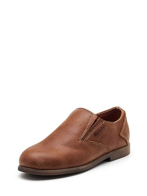 Туфлі коньячного кольору | 4505206