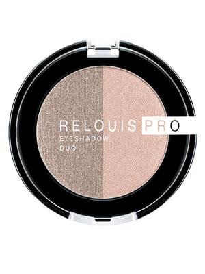 Тіні для повік Pro Eyeshadow Duo — тон 112 | 4505884