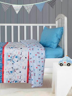 Комплект постельного белья детский | 4506051