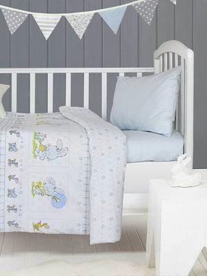 Комплект постельного белья детский | 4506053