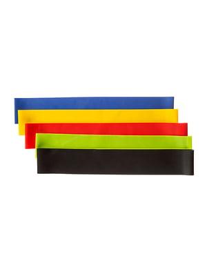 Набір резинок для фітнесу (5 шт.)   4506676
