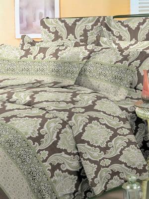 Комплект постільної білизни двоспальний | 4506940