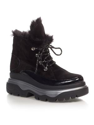 Ботинки черные | 4505965