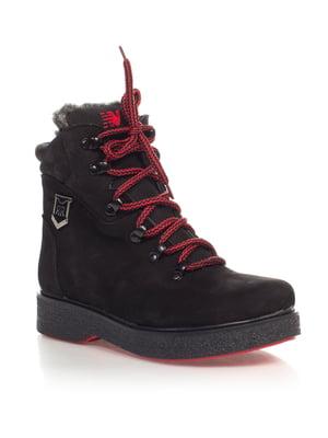 Ботинки черные | 4505968