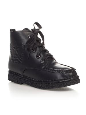 Ботинки черные   4505971