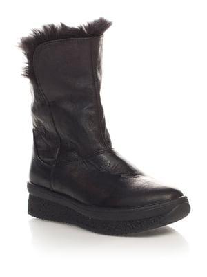 Ботинки черные | 4505966