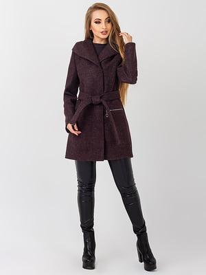 Пальто коричневое | 4510909