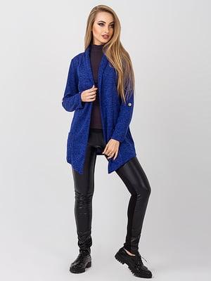 Кардиган синій | 4510861