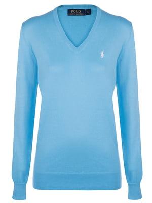 Пуловер бірюзовий   4511127