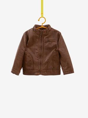 Куртка коричнева | 4510665